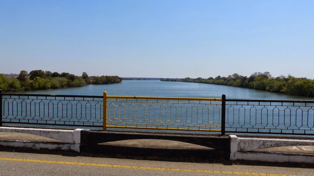 Hook Bridge over Kafue
