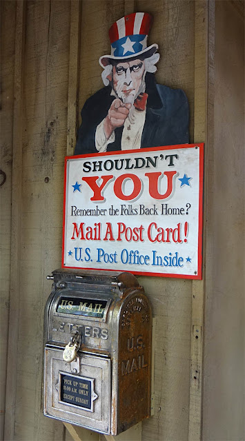 Silver Dollar City, MO post office