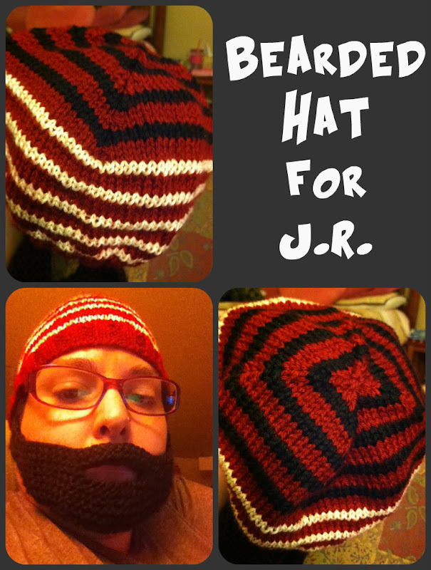 Bearded Hat for JR