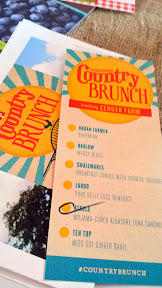 Brunch Bite Bonanza at Portland Monthly's Country Brunch 2014 at Castaway benefiting Zenger Farm