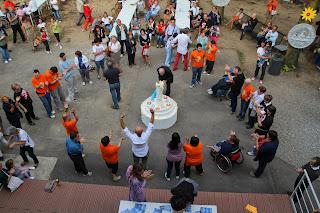Sorriso Day 2013: 1° Anniversario in Villa Bigatti