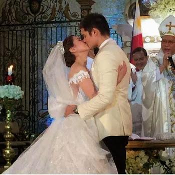 Marian Rivera and Dingdong Dantes Royal Wedding Goes Viral ...