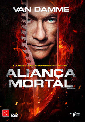 Filme Poster Aliança Mortal DVDRip XviD Dual Audio & RMVB Dublado
