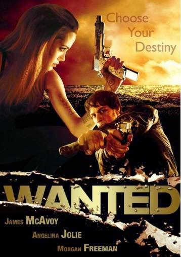 Wanted ฮีโร่เพชฌฆาตสั่งตาย HD [พากย์ไทย]
