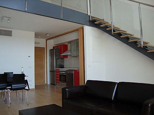 alquiler de estudio en burjassot edificio crea loft. Black Bedroom Furniture Sets. Home Design Ideas