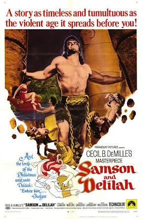 Samson Và Dalilah