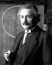 Porträt Albert Einstein