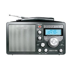 For Sale Grundig S350 Deluxe AM/FM/Shortwave Radio, Black