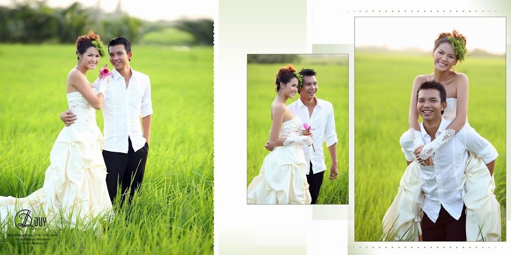 Chọn trang phục phù hợp với khung cảnh ablum hình cưới quận 2