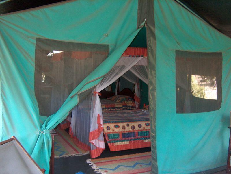 Maasai Mara Kampı