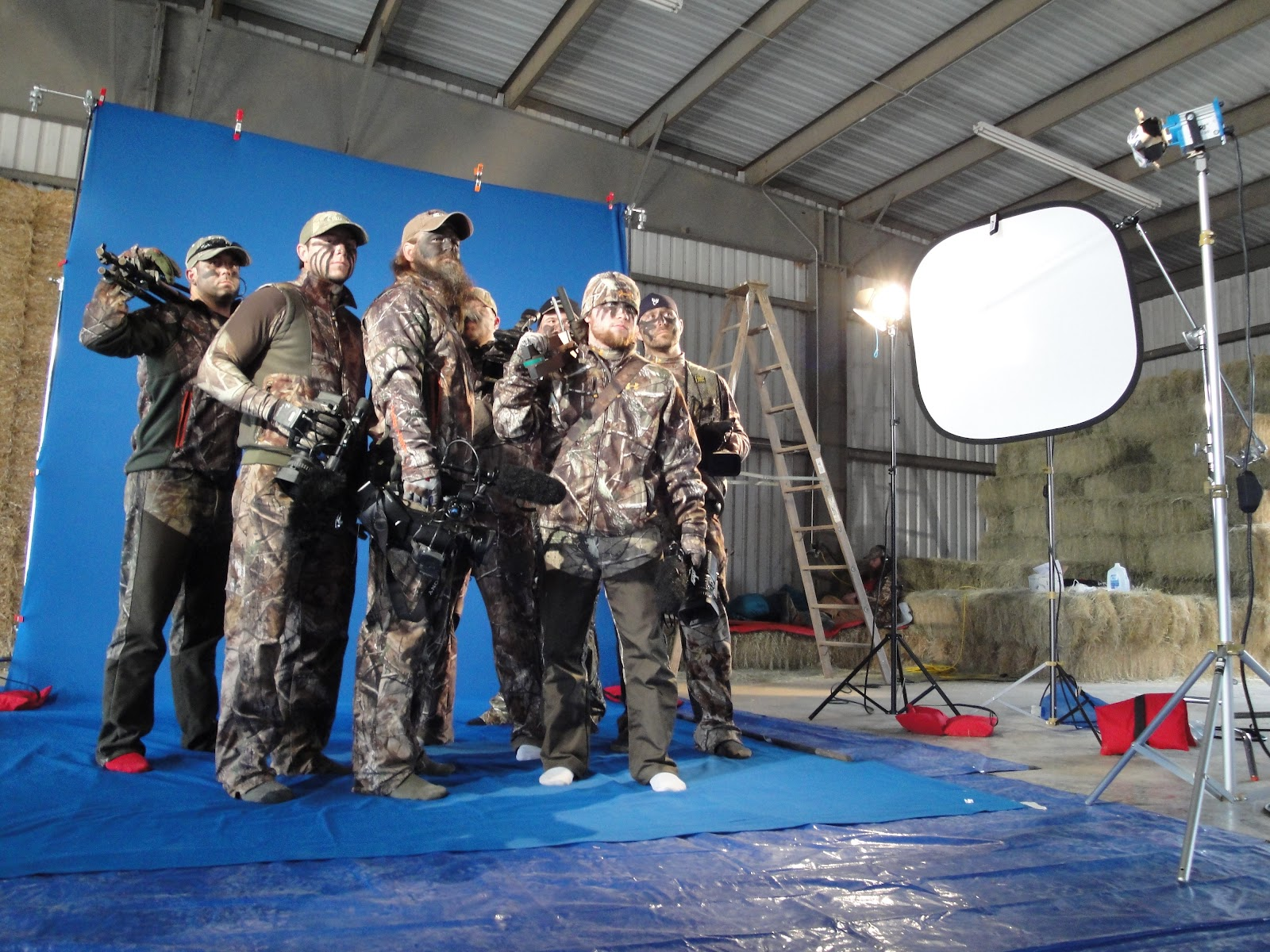 Start your outdoor tv show today campbell cameras infocus blog lighting workwithnaturefo