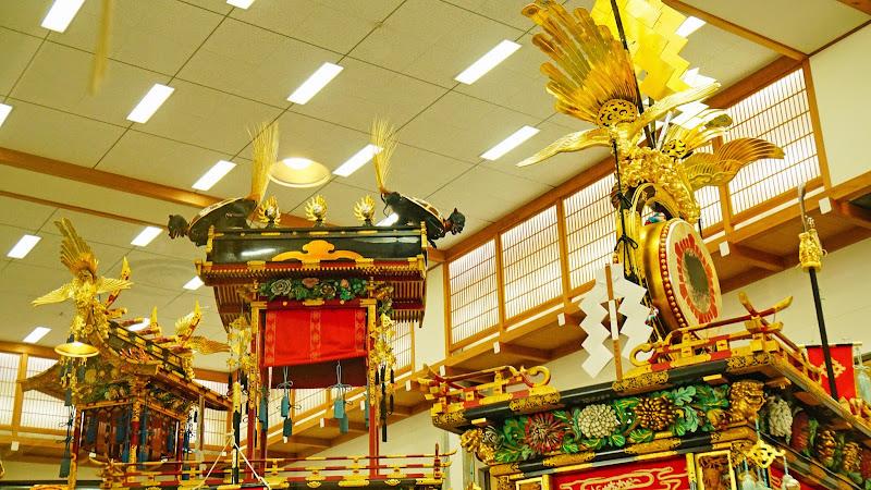 飛騨高山 高山祭屋台会館 写真3