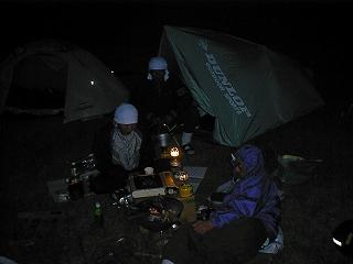 気比の浜キャンプ