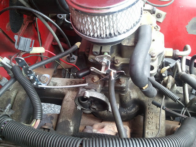 getting the carter electric choke to work jeepforum com for now i went ahead and installed a manual choke it kinda works however the carter carb has