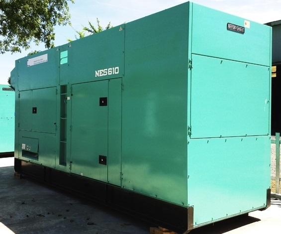 Generator 25KVA - 610KVA rental