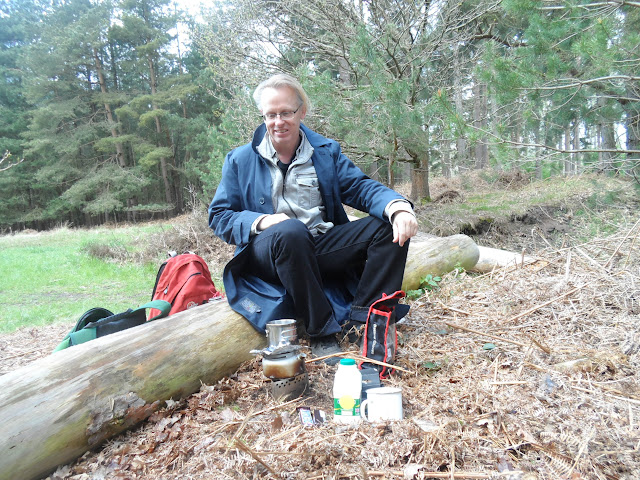 A cuppa tea in Thetford Forest
