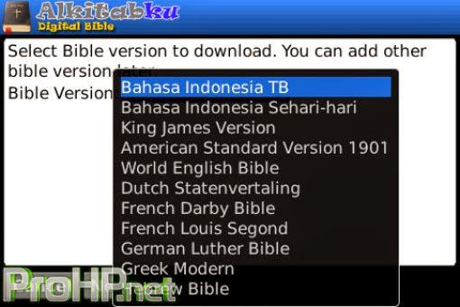 Alkitabku Plus v1.0.3