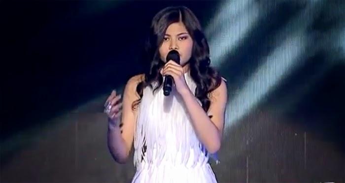 Marlisa Punzalan sings 'Help!' + Enters Grand Final X Factor Australia (with Video)