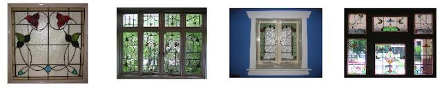 Artarmon Art Nouveau Leadlight Windows