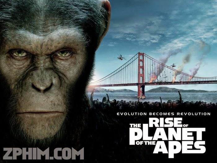 Ảnh trong phim Sự Nổi Dậy Của Loài Khỉ - Rise of the Planet of the Apes 1
