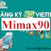 Gói cước 3G Viettel trọn gói: Mimax90 - 90.000đ/1.2GB