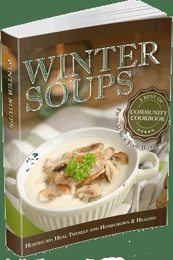Winter Soups ecookbook