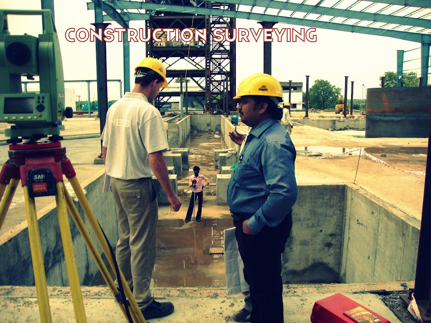 Construction Surveying Photos