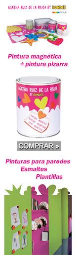 Comprar pinturas Ágatha Ruiz de la Prada