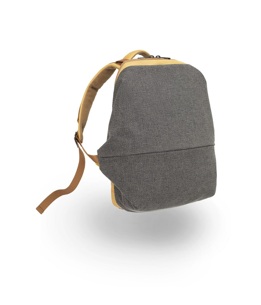 *法國COTE&CIEL另一時尚機能大作:Meuse Backpack一口後背包! 1