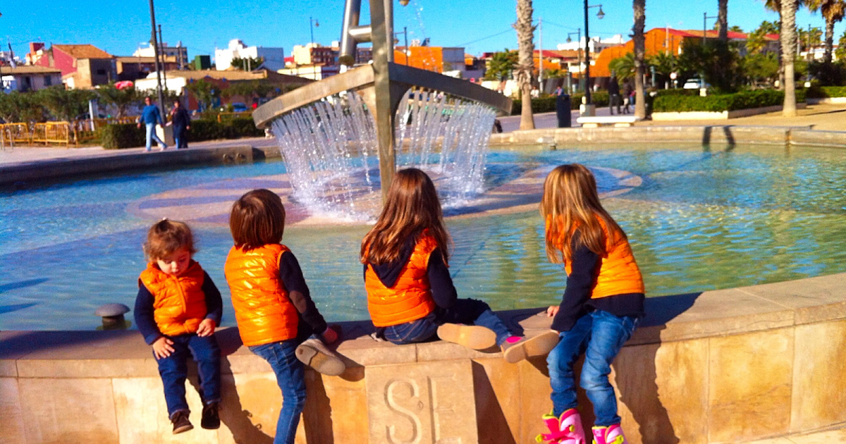 Viajar con niños - Valencia
