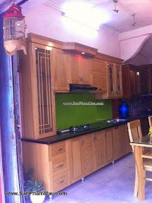 Địa chỉ đóng tủ bếp ở Sài Gòn