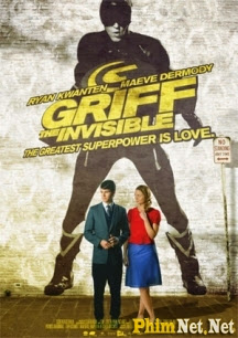 Người Hùng Hậu Đậu - Griff The Invisible - 2011