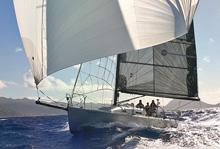 J/125 offshore speedster- Reinrag sailing fast