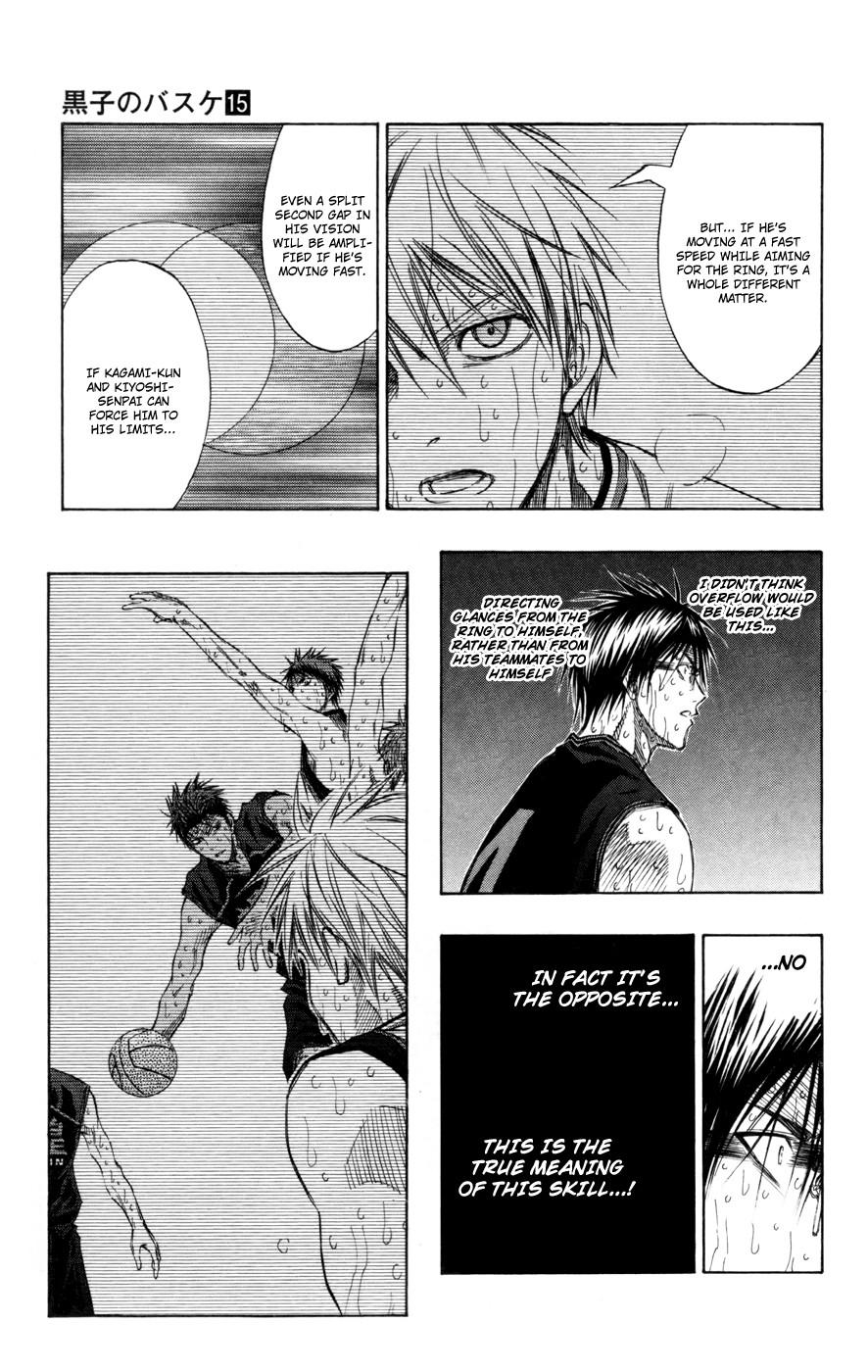 Kuroko no Basket Manga Chapter 132 - Image 12