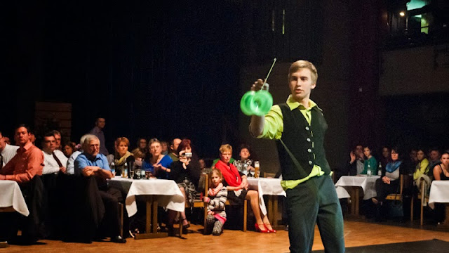 Sportgala: Zirkus Ragazzi - Diabolos