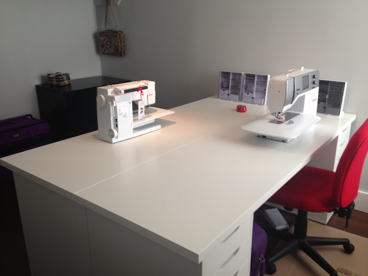 Ikea Table Sewing Discussion Topic PatternReview Interesting Review Ikea Sewing Machine
