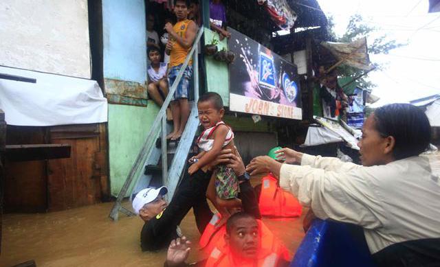 Typhoon Mario Floods Sept. 19 YouTube Videos