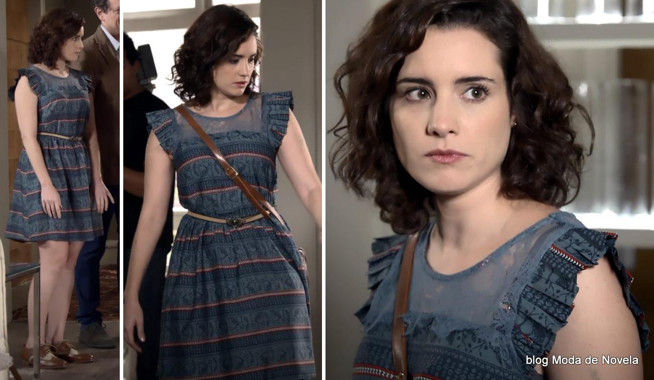moda da novela Geração Brasil - look da Lara dia 24 de maio