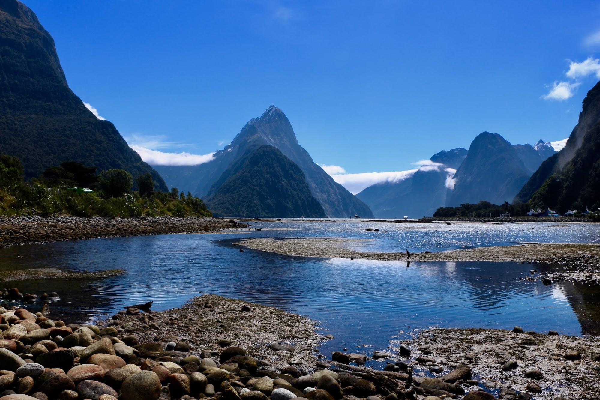 Reisinformatie Nieuw-Zeeland