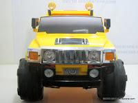 1 Mobil Mainan Aki JUNIOR #JA-26 HUMMER - Jumbo Size