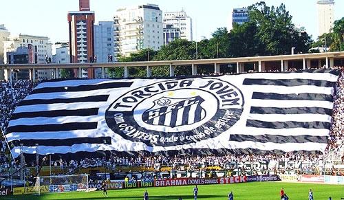 TORCIDA JOVEM SANTOS - Organizadas Brasil c09aca9e2405a
