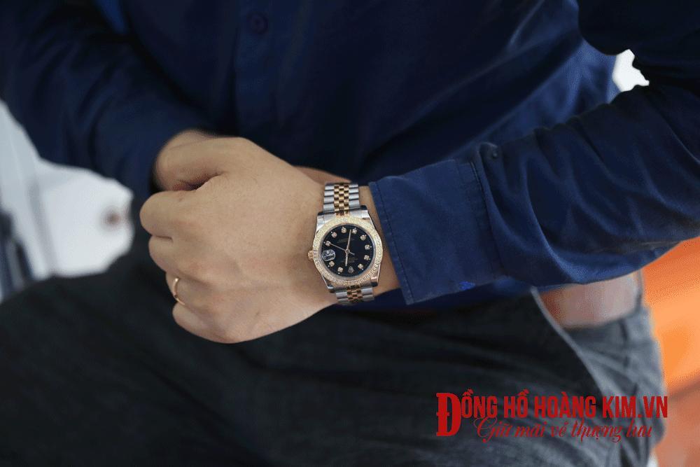 Địa chỉ bán những mẫu đồng hồ nam dây sắt đẹp nhất vịnh bắc bộ - 12