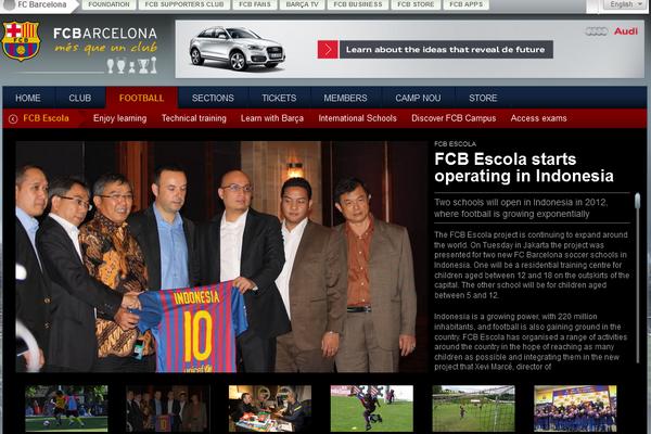 FCB Escola Indonesia