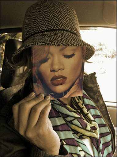Rihanna Loud sleeveface