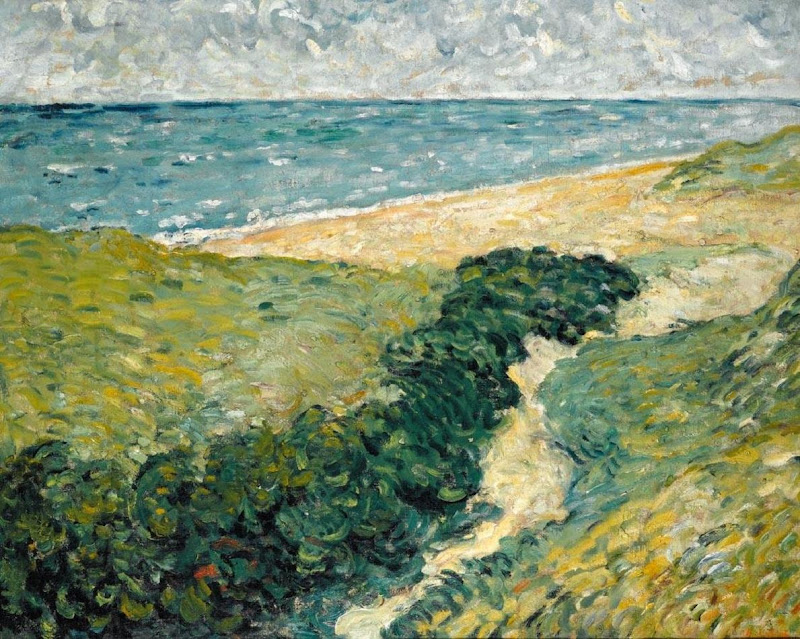 Louis Valtat - At Seaside