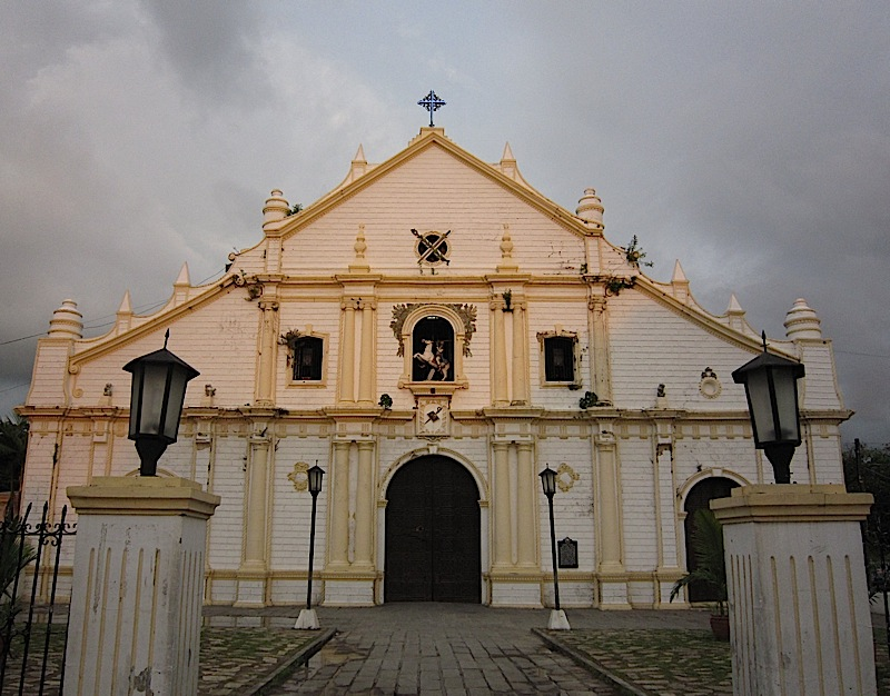 Cathedral of the Conversion of St. Paul in Vigan, Ilocos Sur