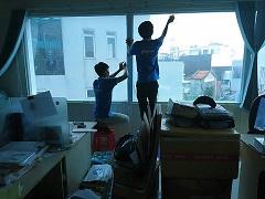 Dán kính chống nắng văn phòng quận 1 tphcm