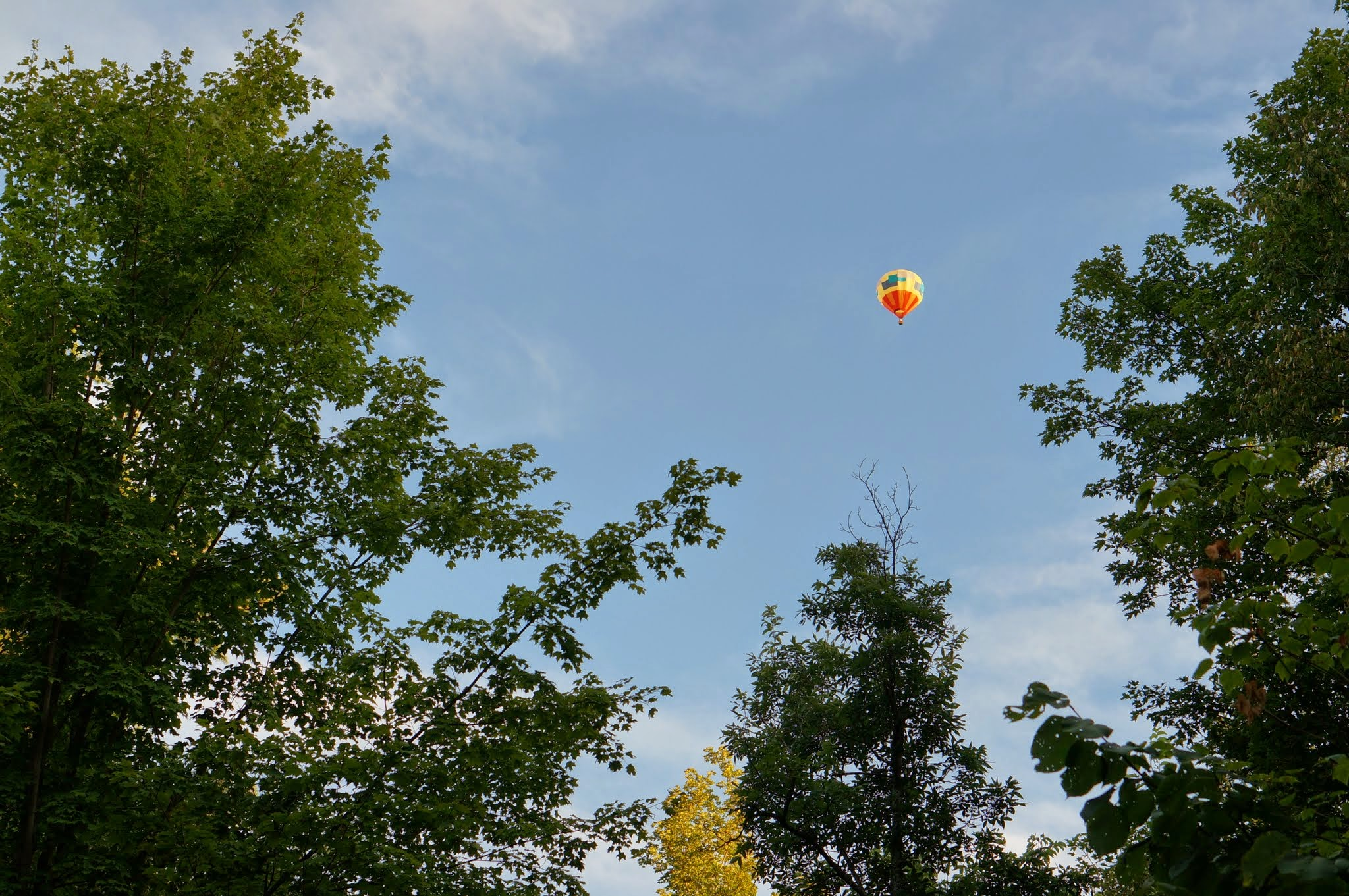 Vermont Balloon and Craft Festival