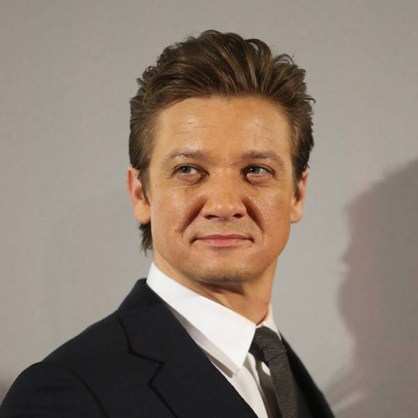 Jeremy Renner: The Hurt Locker star has a daughter with Canadian model girlfriend Sonni Pacheco, Ava Berlin Renner.