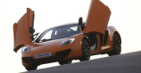 Official performance data and technical specification for new McLaren MP4-12C announced